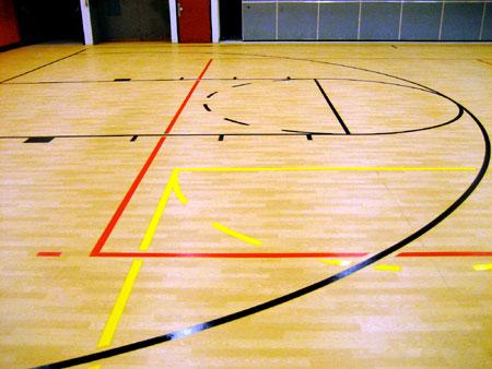 Lbl Signs Specialty Gym Floors